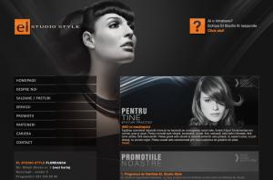 Web site El Studio Style
